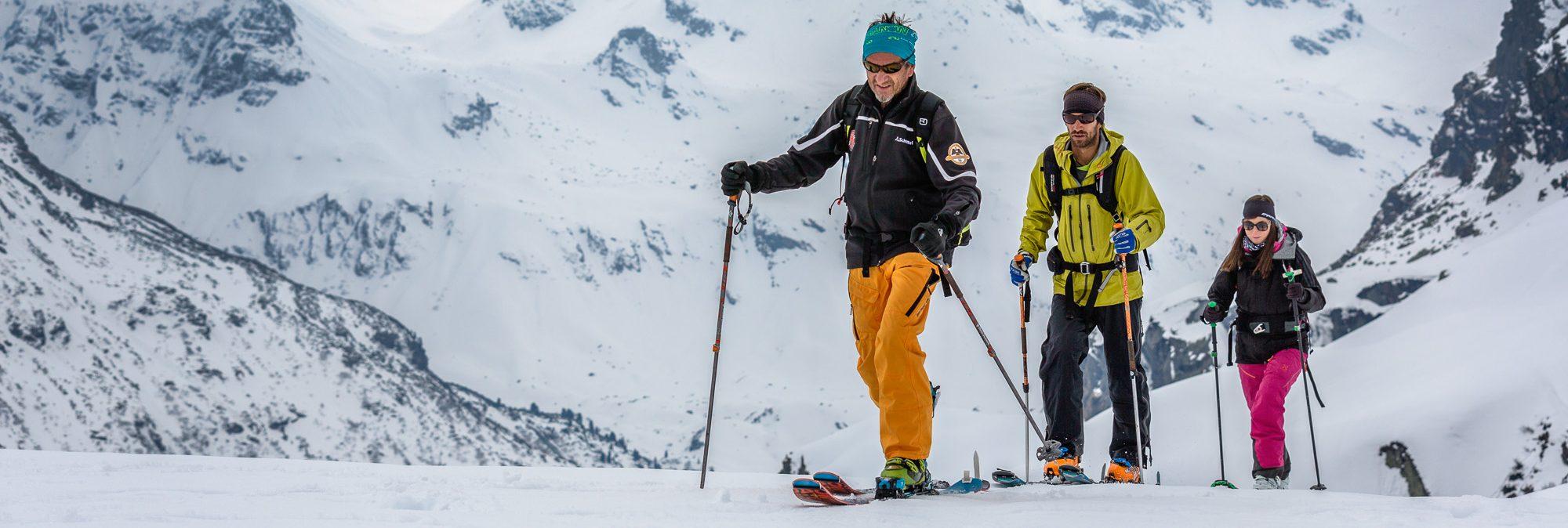 Diplom Skilehrer Montafon